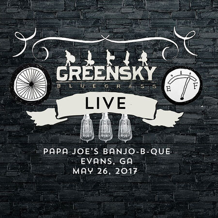 05/26/17 Papa Joe's Banjo-B-Que, Evans, GA