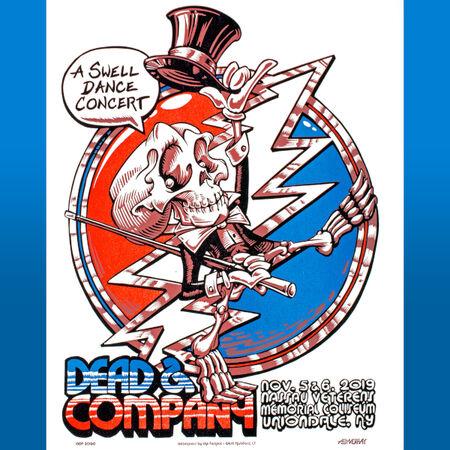 11/05/19 Nassau Veterans Memorial Coliseum, Uniondale, NY