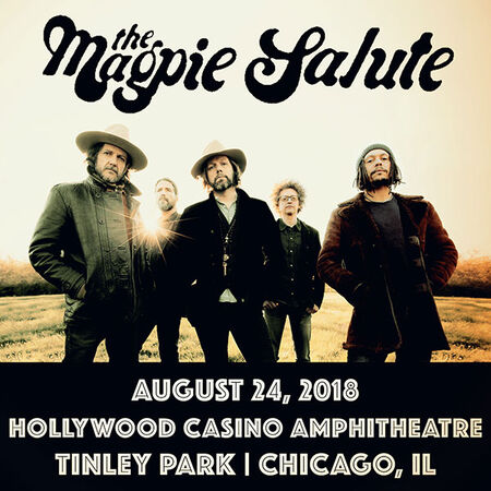 08/24/18 Hollywood Casino Amphitheatre, Chicago, IL