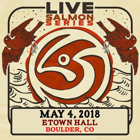 05/04/18 eTown Hall, Boulder, CO