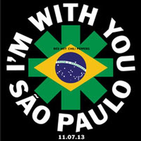 11/07/13 Anhembi Arena, Sao Paulo, BR