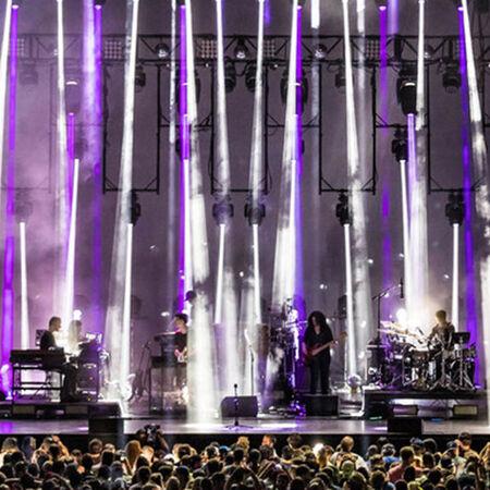 08/27/16 Verizon Wireless Amphitheatre at Encore Park, Alpharetta, GA