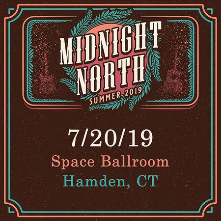 07/20/19 Space Ballroom, Hamden, CT
