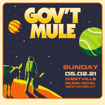 05/02/21 Westville Music Bowl, New Haven, CT