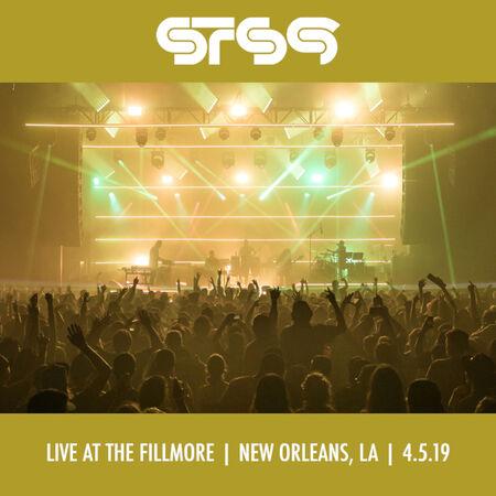 04/05/19 The Fillmore, New Orleans, LA