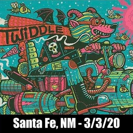 03/03/20 Meow Wolf, Santa Fe, NM