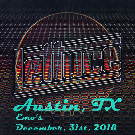12/31/18 EMO's, Austin, TX