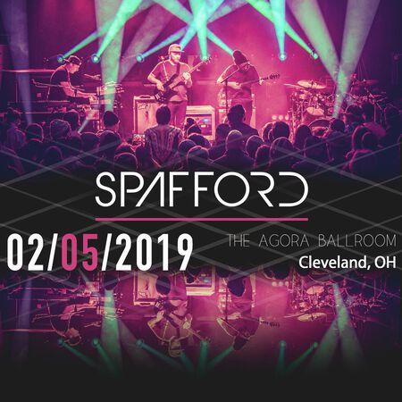 02/05/19 Agora Ballroom, Cleveland, OH