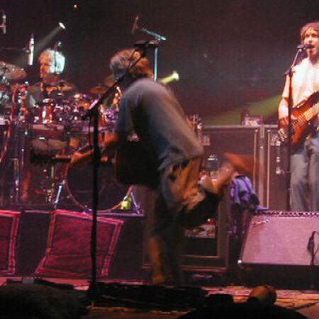 10/23/04 Thomas Wolfe Auditorium, Asheville, NC