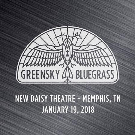 01/19/18 New Daisy Theatre, Memphis, TN