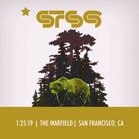 01/25/19 The Warfield, San Francisco, CA