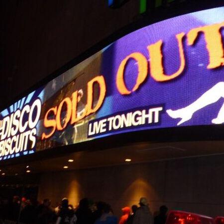 12/30/08 Nokia Theatre, New York, NY