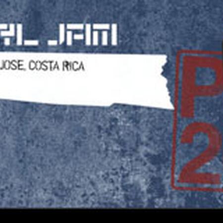 11/20/11 Estadio Nacional, San Jose, CR