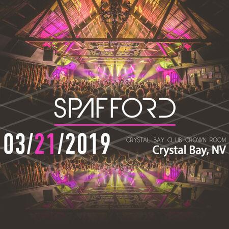 03/21/19 Crystal Bay Club Crown Room, Crystal Bay, NV