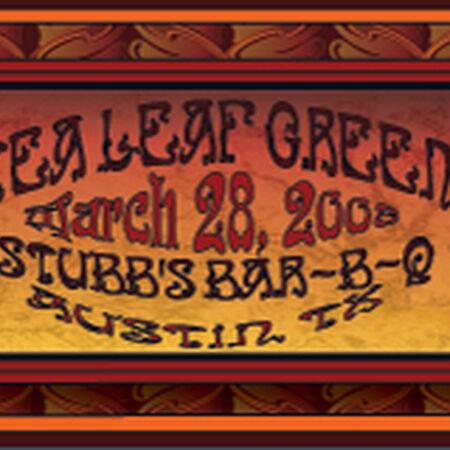 03/28/08 Stubb's Bar-B-Q, Austin, TX