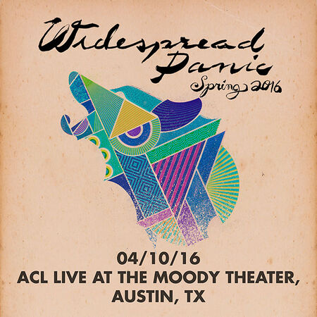04/10/16 ACL Live at The Moody Theater, Austin, TX