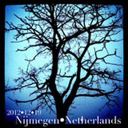 12/19/12 Doornroosje, Nijmegen, NL