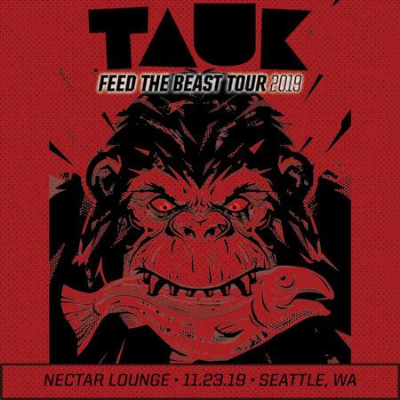 11/23/19 Nectar Lounge, Seattle, WA