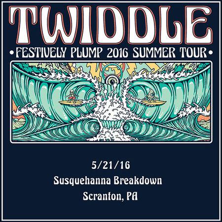 05/21/16 Susquehanna Breakdown Festival, Scranton, PA