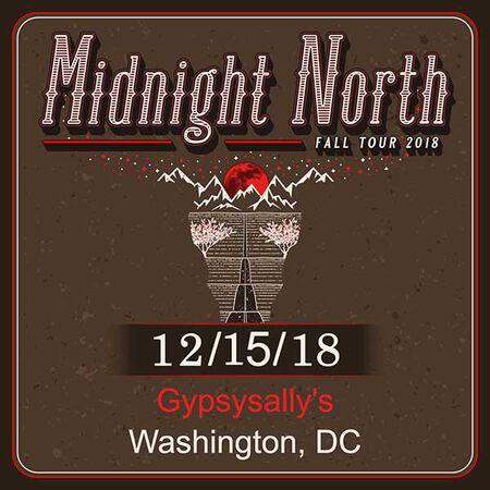 12/15/18 Gypsy Sally's, Washington, D.C.