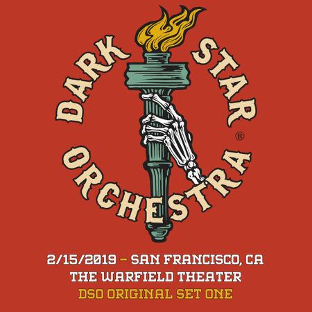 02/15/19 The Warfield, San Francisco, CA