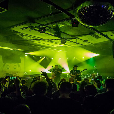 01/24/18 Wonder Bar, Asbury Park, NJ