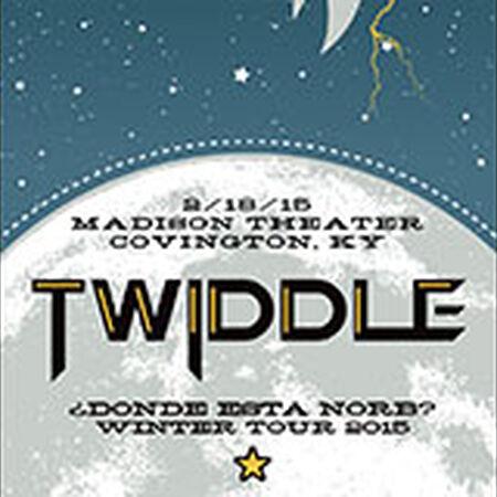 02/18/15 Madison Theater, Covington, KY