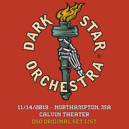 11/14/19 Calvin Theater, Northampton, MA