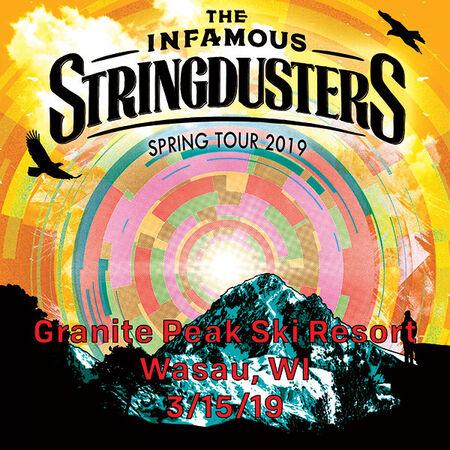 03/15/19 Granite Peak Ski Resort at Rib Mountain State Park, Wausau, WI