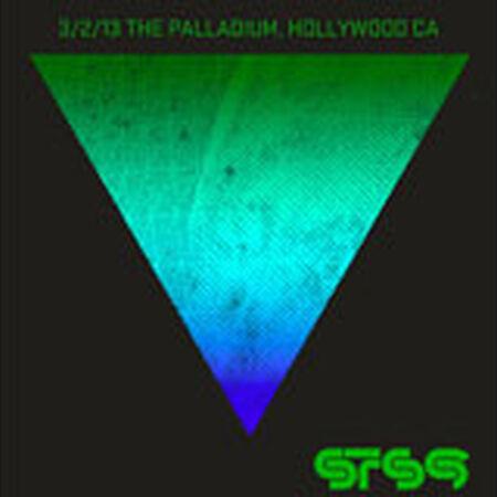 03/02/13 The Palladium, Hollywood, CA