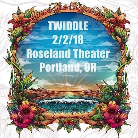 02/02/18 Roseland Theater, Portland, OR