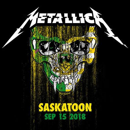 09/15/18 SaskTel Centre, Saskatoon, SK