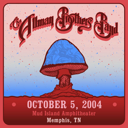 10/05/04 Mud Island Amphitheater, Memphis, TN