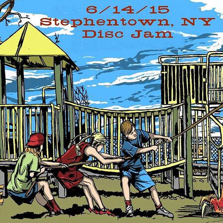 06/14/15 Disc Jam Music Festival, Stephentown, NY