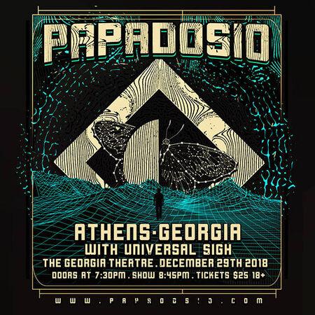 12/29/18 Georgia Theater, Athens, GA