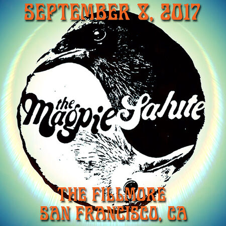 09/08/17 The Fillmore, San Francisco, CA