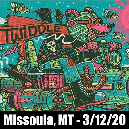 03/12/20 The Top Hat, Missoula, MT