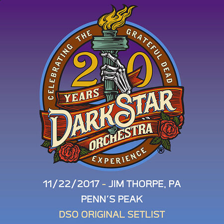 11/22/17 Penn's Peak, Jim Thrope, PA