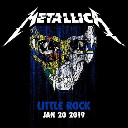 01/20/19 Verizon Arena, Little Rock, AR