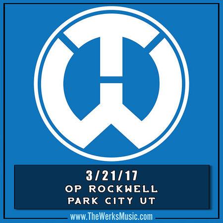 03/21/17 OP Rockwell, Park City, UT