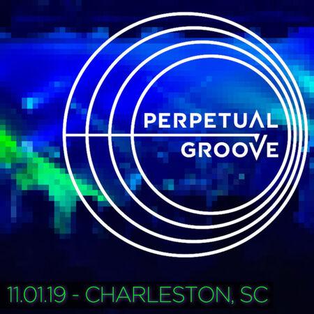 11/01/19 Charleston Pour House, Charleston, SC