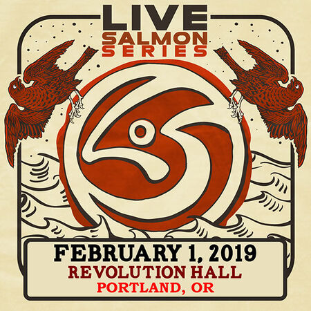 02/01/19 Revolution Hall, Portland, OR