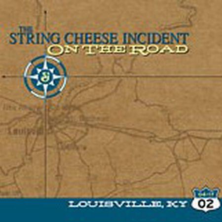 04/17/02 Louisville Palace Theatre, Louisville, KY
