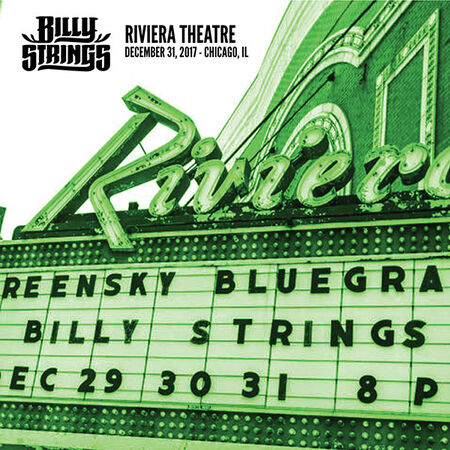 12/31/17 Riviera Theater, Chicago, IL