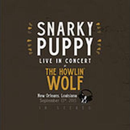 09/13/15 Howlin' Wolf, New Orleans, LA