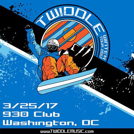 03/25/17 9:30 Club, Washington, DC