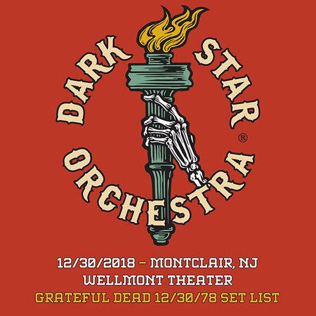 12/30/18 Wellmont Theater, Montclair, NJ