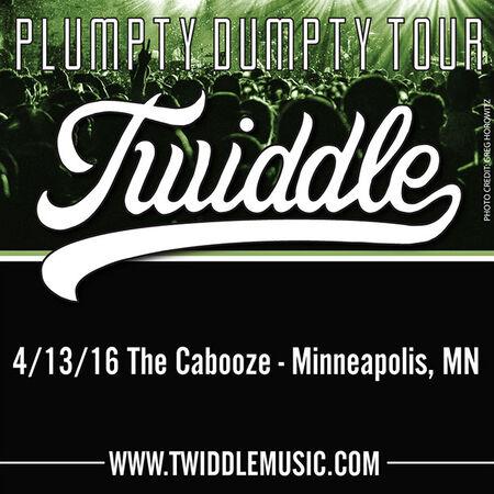 04/13/16 Cabooze, Minneapolis, MN