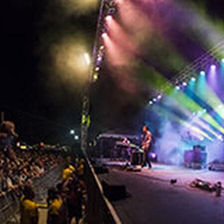 08/15/15 The Peach Music Festival, Scranton, PA