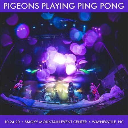 10/24/20 Smoky Mountain Event Center, Waynesville, NC